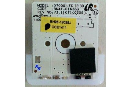 MODULO WI-FI SAMSUNG BN59-01174E 649E-WIDT30Q NUOVO