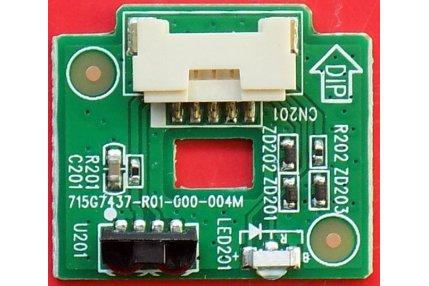 PANNELLO LCD MODELLO CLAA170EA DA LCD MONITOR MODELLO L7ZA