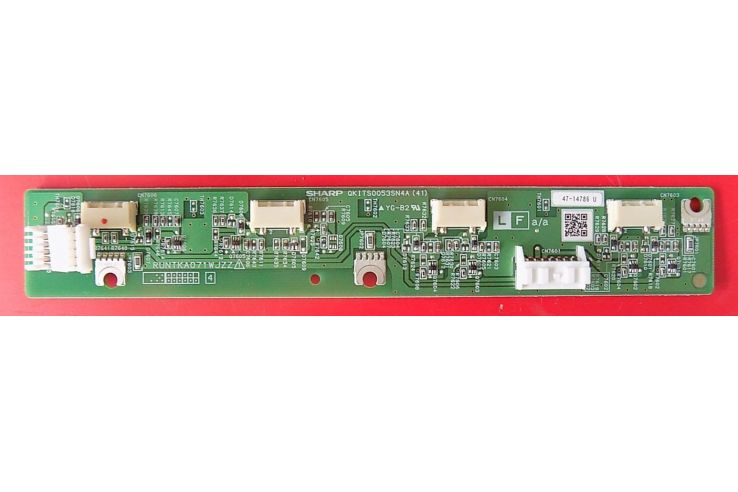 ALIMENTATORE LYP777 LYP999 VP-761 REV.2 - CODICE A BARRE 453AC630L01 REV 2C