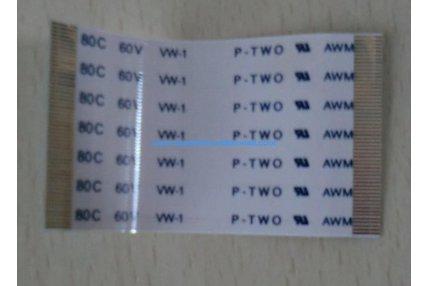 FLAT ACER CON GANCETTI 31 X 238 mm - 30 pin